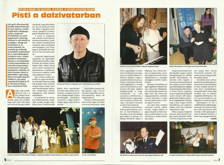 Hekus Bűnügyi Magazin 2016.3-4.hó